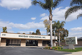 mayday grounding location